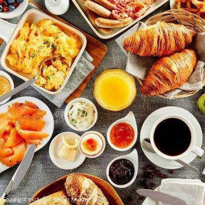 Vielfältig frühstücken im DELSUL