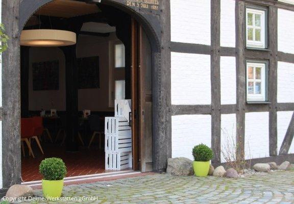Das DELSUL befindet sich im alten Bürgerhaus in Sulingen.